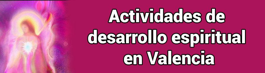 Actividades de desarrollo espiritual en Valencia