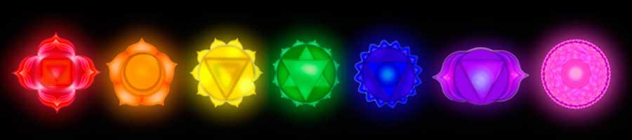 apertura de los siete chakras